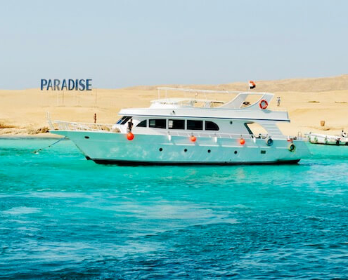 Snorkeling Paradise Island, Hurghada