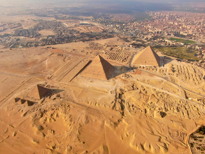 Egypt Tours from Seattle