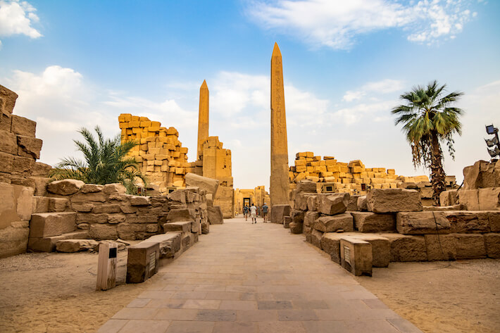 Egypt Tours from Birmingham