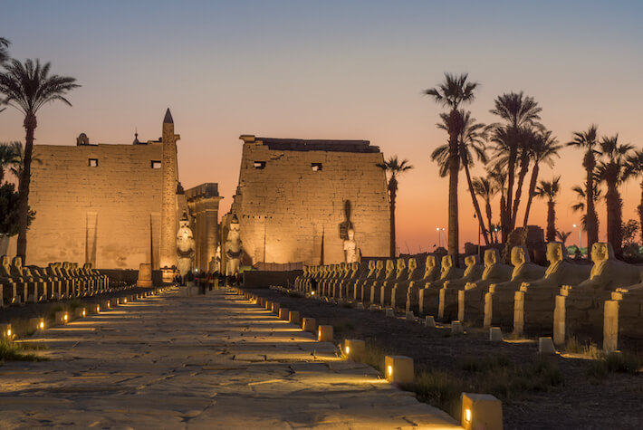 Egypt Tours from Liverpool